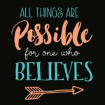 All tnings are possible sign