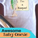 Onesie Baby showerg gifts for boys