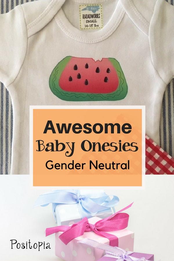 Awesome Baby Onsies Gender Neutral