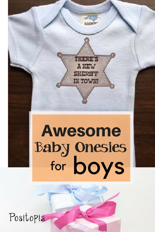 Awesome Baby Onsies for Boys