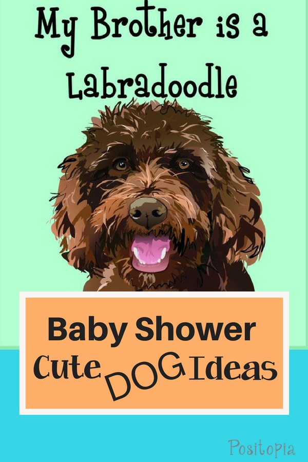 Baby Shower Cute Dog Ideas