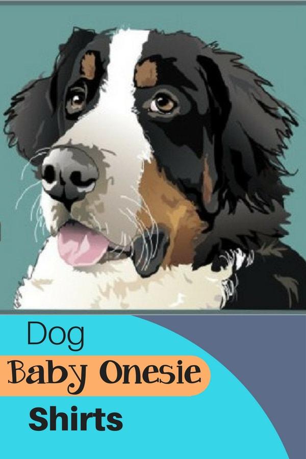 Dog baby onesie shirts
