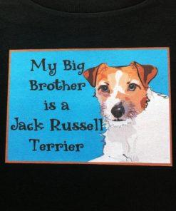 Jack Russell Onesie or Tee