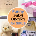 Funny Baby Onsies for Girls