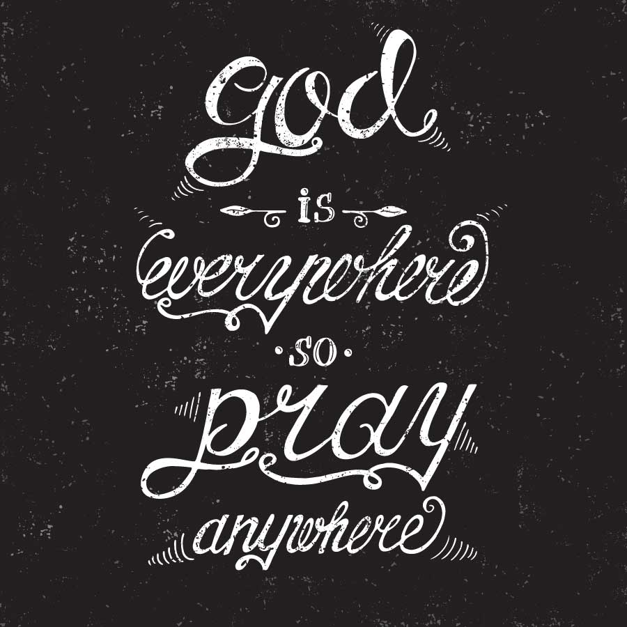 god is everywhere quotes com