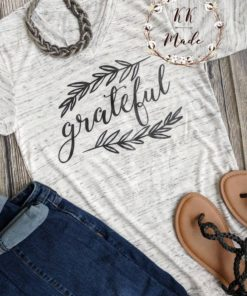 Grateful – Thanksgiving Tshirts