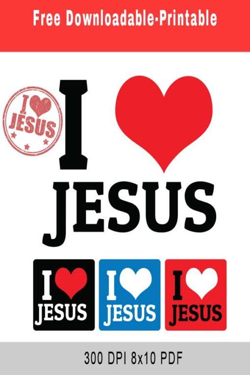 I Love Jesus Quotes