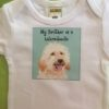 Dog Baby Onesie Shower Gifts – Labradoodle