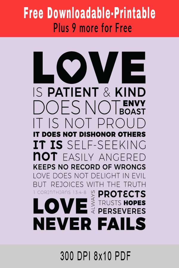 Love Is Patient Quotes Positopiacom