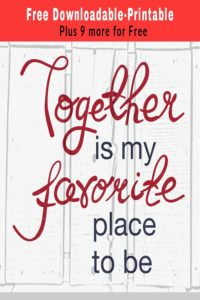 Together-is-my-favorite-place