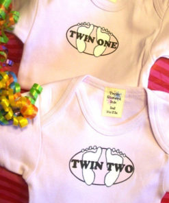 Twin Baby Outfits – Twin One-Twin Two