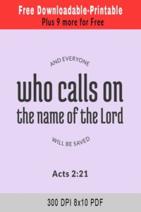 Who-Calls-On-The-Name–Of-The-Lord