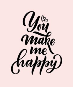 Free Printable – Happy Quotes