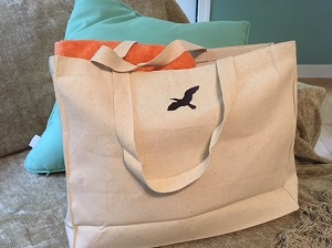 Beach Tote Bags – North Carolina Lighthouse