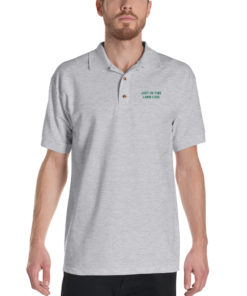 Justin-In-Time Polo Shirt